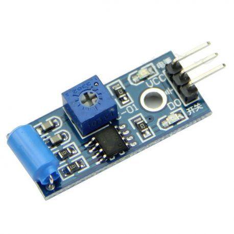 Arduino Tilt Sensör Modülü - SW420