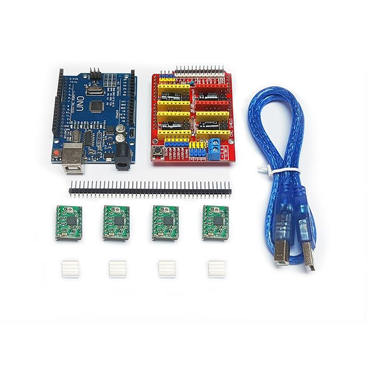 Arduino Uno 3D Printer Eğitim Seti