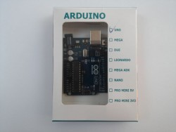Arduino Uno R3 Dip Klon (USB Kablo Dahil) - Thumbnail