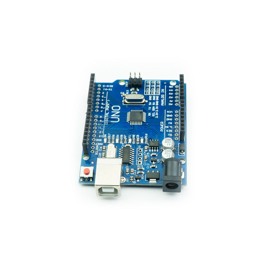 Arduino Uno R3 SMD CH340 Chip - Klon (USB Kablo Dahil)