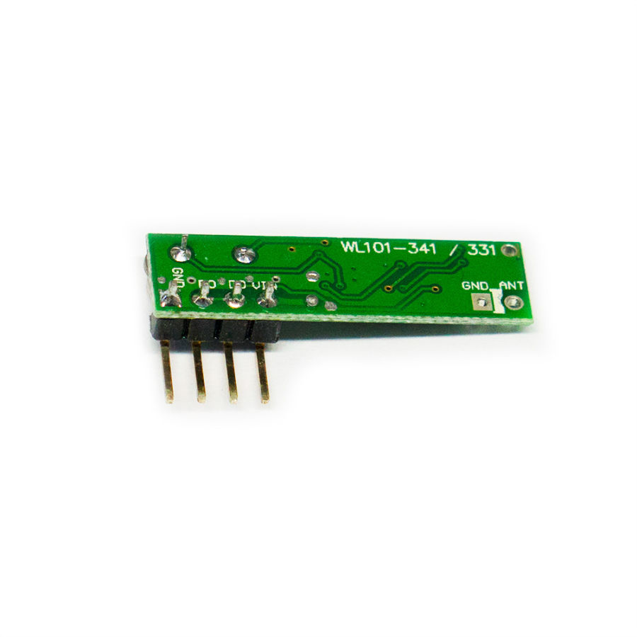 Arduino Uyumlu 433Mhz RF Alıcı Modül - WL101-341