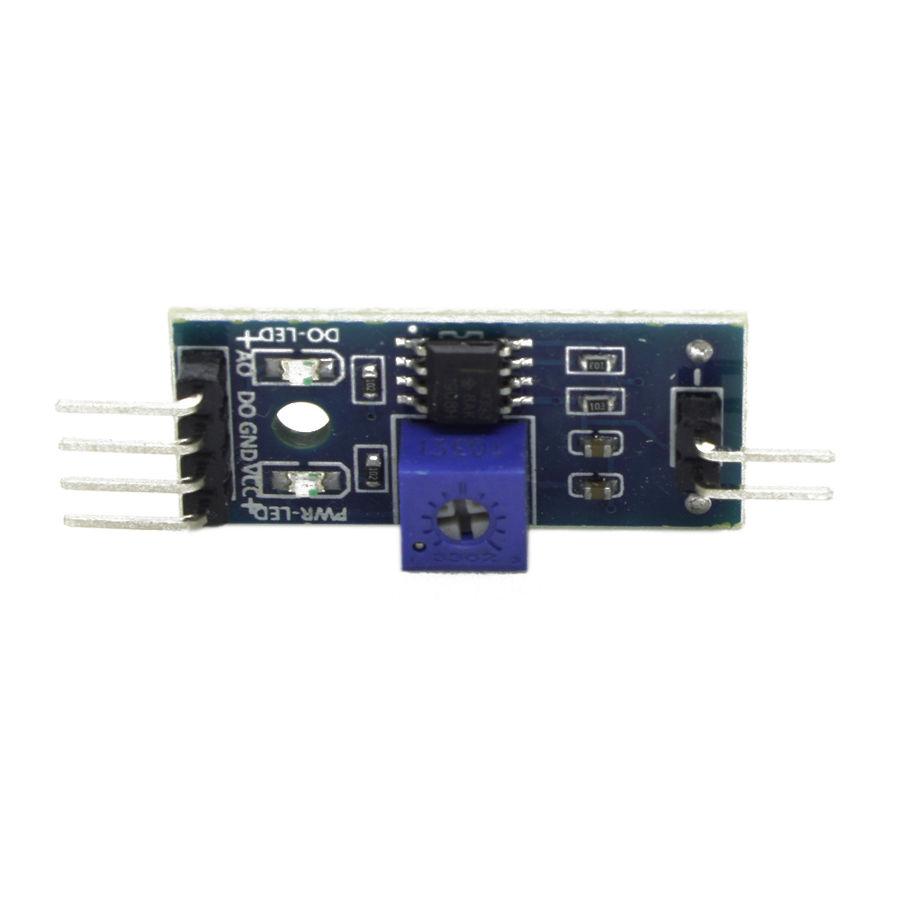 Arduino Yağmur Sensörü