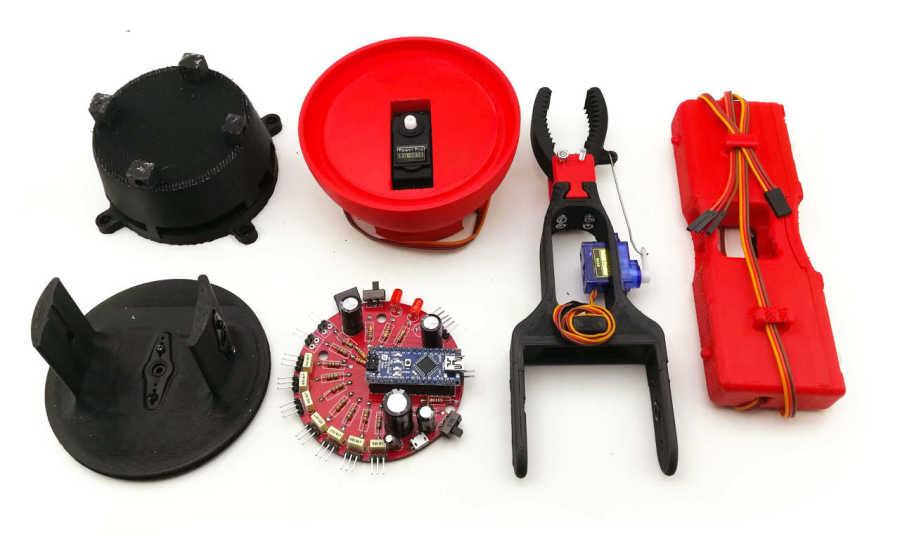 ARMBOT Arduino Robot Kol Kiti (Demonte)