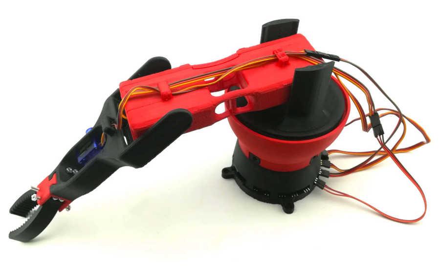 ARMBOT Arduino Robot Kol Kiti (Montajı Yapılmış)