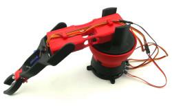 ARMBOT Arduino Robot Kol Kiti (Montajı Yapılmış) - Thumbnail
