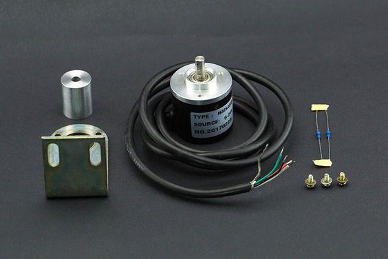 Artımlı - Incremental Fotoelektrik Enkoder - 400P / R