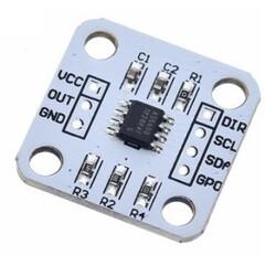 AS5600 Manyetik İndüksiyon Açısı Ölçüm Modülü - Thumbnail