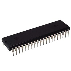 AT89S51-24PU 8-Bit 24MHz Mikrodenetleyici DIP-40 - Thumbnail