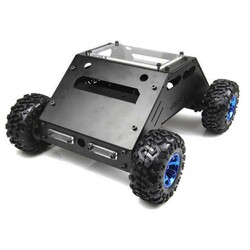 ATLAS 4x4 Arazi Robotu - Mekanik Kit (Demonte) - Thumbnail