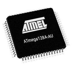 ATMEGA128A-AU SMD 8-Bit 16MHz Mikrodenetleyici TQFP-64 - Thumbnail