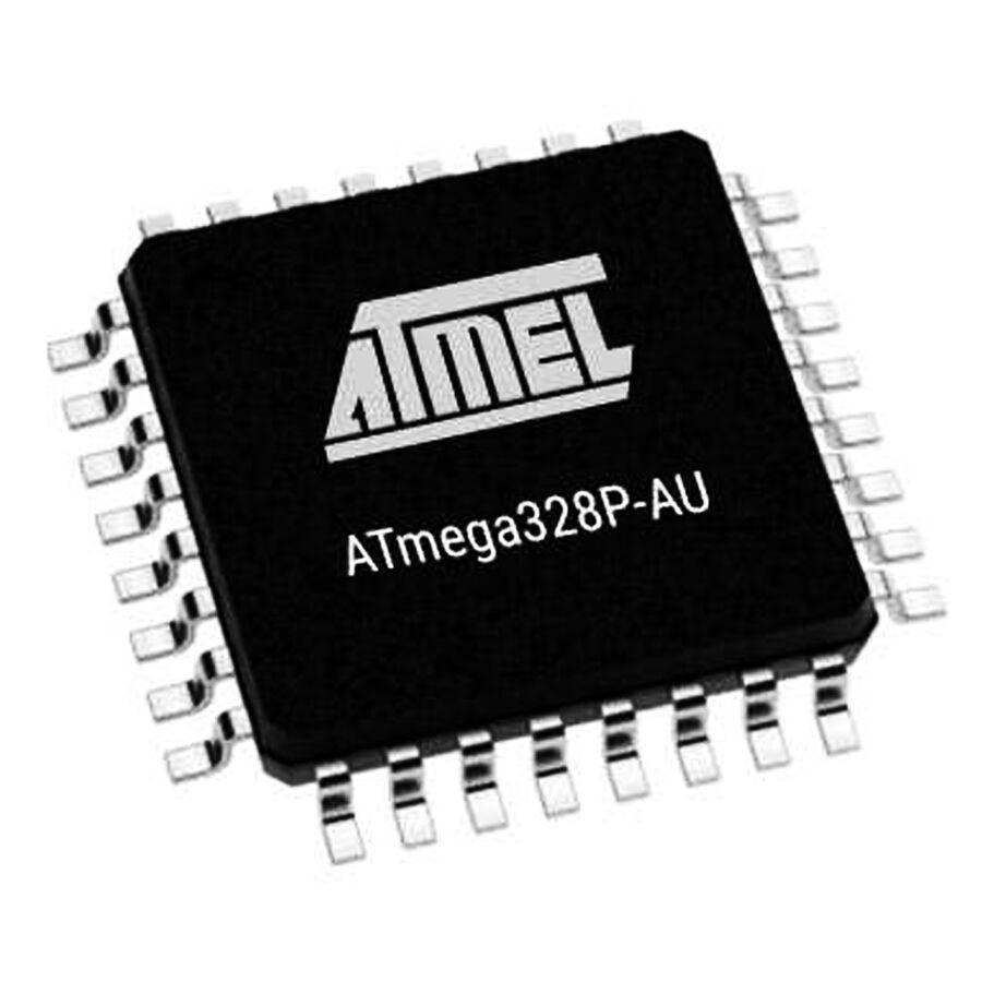 ATMEGA328P-AU SMD 8-Bit 20MHz Mikrodenetleyici TQFP-32