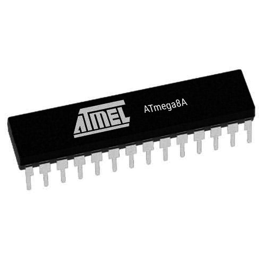 ATMEGA8A-PU 8-Bit 16MHz Mikrodenetleyici DIP-28