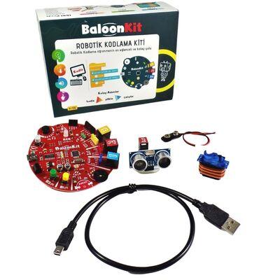 BaloonKit Robotik Kodlama Seti