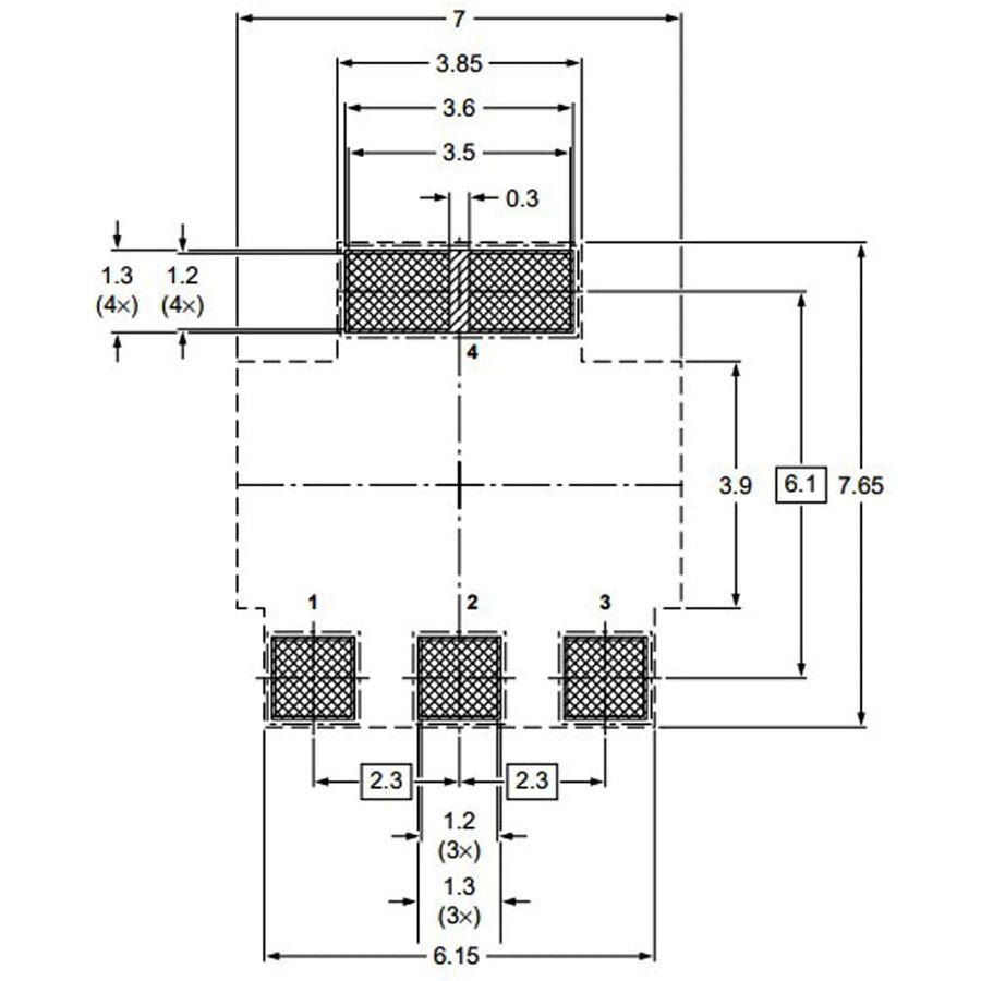 BCP52-16 Pnp Smd Transistör Sot-223