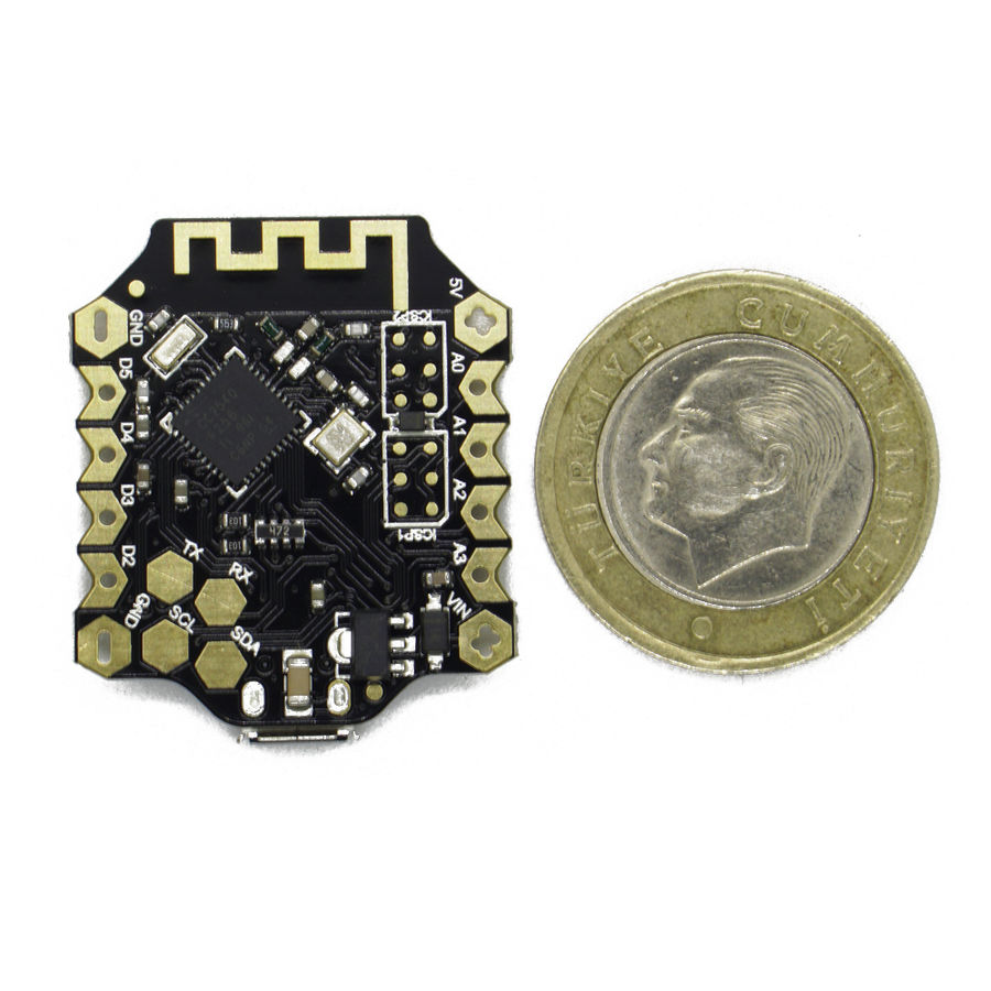 Beetle BLE - Arduino Bluetooth 4.0 Modül (BLE)