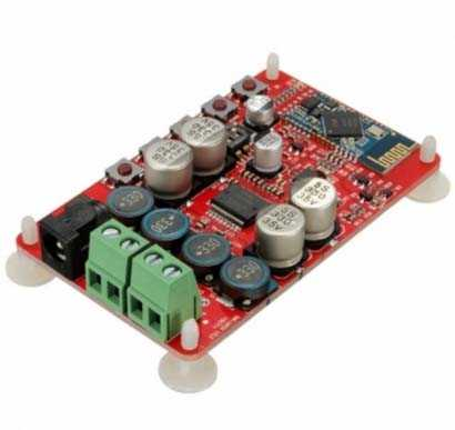 Bluetooth 4.0 Ses Amfi Devresi / Modülü (TDA7492P 50W + 50W)