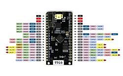 Bluetooth WIFI ESP-32 Geliştirme Modülü LORA32 Lora 868 Mhz ESP32 LoRa OLED - Thumbnail