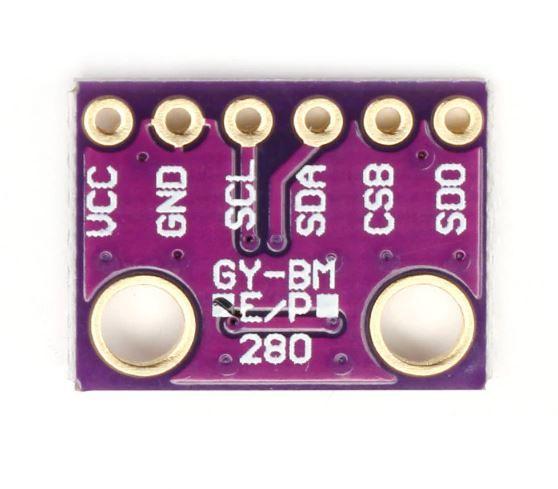 BME280 I2C - Basınç, Sıcaklık ve Nem Sensörü