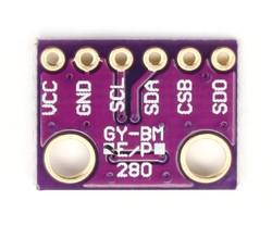 BME280 I2C - Basınç, Sıcaklık ve Nem Sensörü - Thumbnail