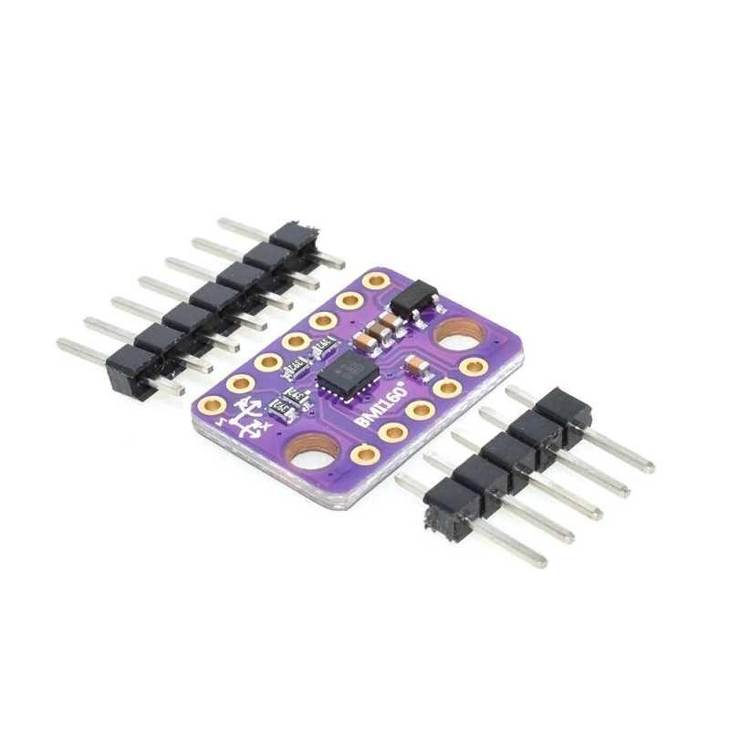 BMI160 Gyro Sensör Modülü - 6 DOF - Eğim - İvmeölçer - Jiroskop