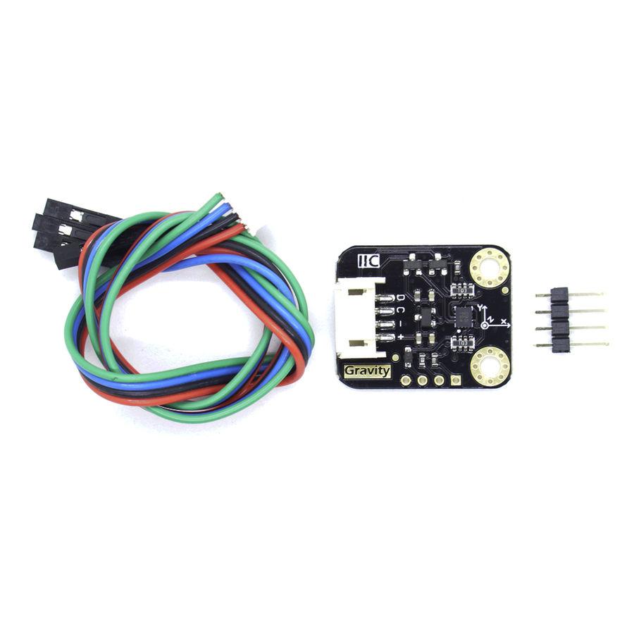 I2C BMI160 6 Eksenli IMU - MEMS Sensörü - Gravity