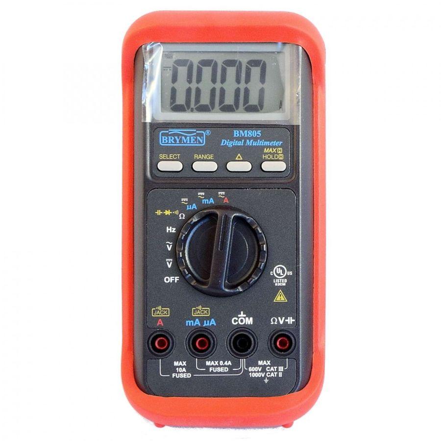 Brymen BM-805s 4000 Count Dijital Multimetre