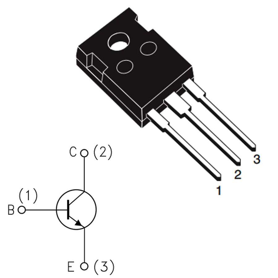 BUV48A Transistör Bjt Npn TO-247