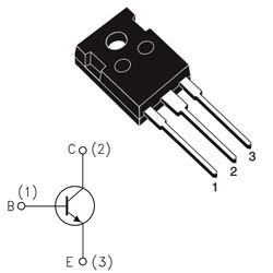 BUV48A Transistör Bjt Npn TO-247 - Thumbnail