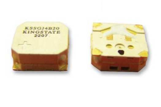 Manyetik Buzzer 3.6V 8.5mm 90 dBA