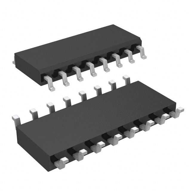 CD4015 SOIC-16 SMD Shift Register Entegresi