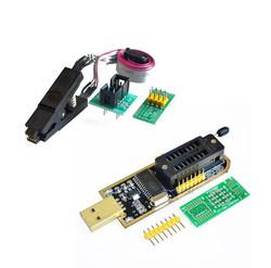 CH341A 24 25 Serisi EEPROM Flaş BIOS USB - Thumbnail