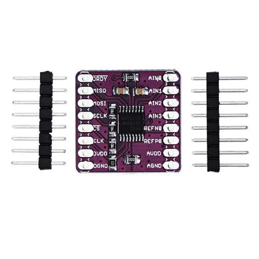 CJMCU-1220 Analog-Dijital 24 Bit I2C ADC Dönüştürücü Sensör Modülü