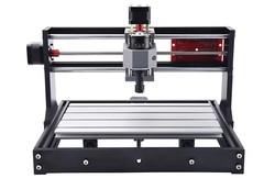 CNC3018 Pro ER11 5500mW Lazerli CNC Makinesi - Tezgahı - Thumbnail