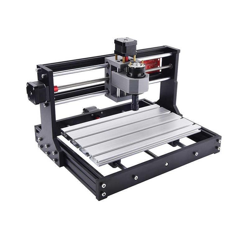 CNC3018 Pro ER11 5500mW Lazerli CNC Makinesi - Tezgahı