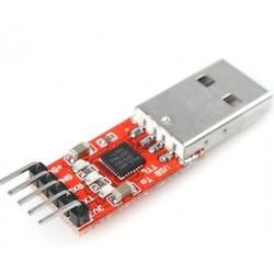 CP2102 USB 2.0 UART TTL HW-598 Seri Dönüştürücü Arduino Modül - Thumbnail