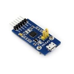 CP2102 USB UART Board (micro) - WaveShare - Thumbnail