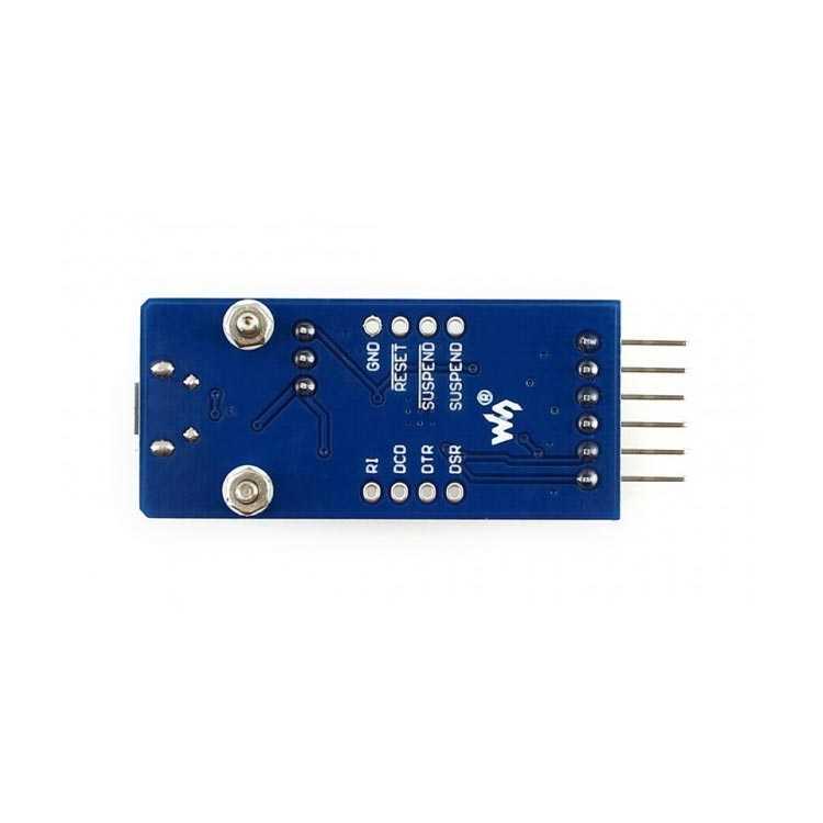 CP2102 USB UART Board (micro) - WaveShare