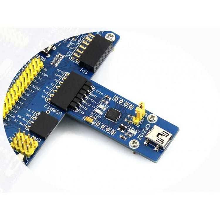 CP2102 USB UART Board (mini) - Waveshare