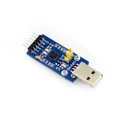 CP2102 USB-UART Çevirici Modül (USB-A) - Thumbnail