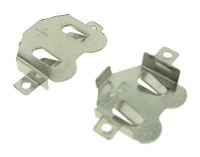 CR1220 Metal Pil Yuvası