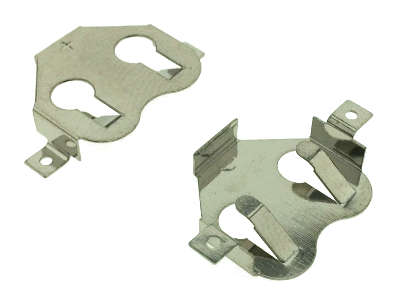 CR1616 smd 16mm Metal Pil Yuvası / Great power
