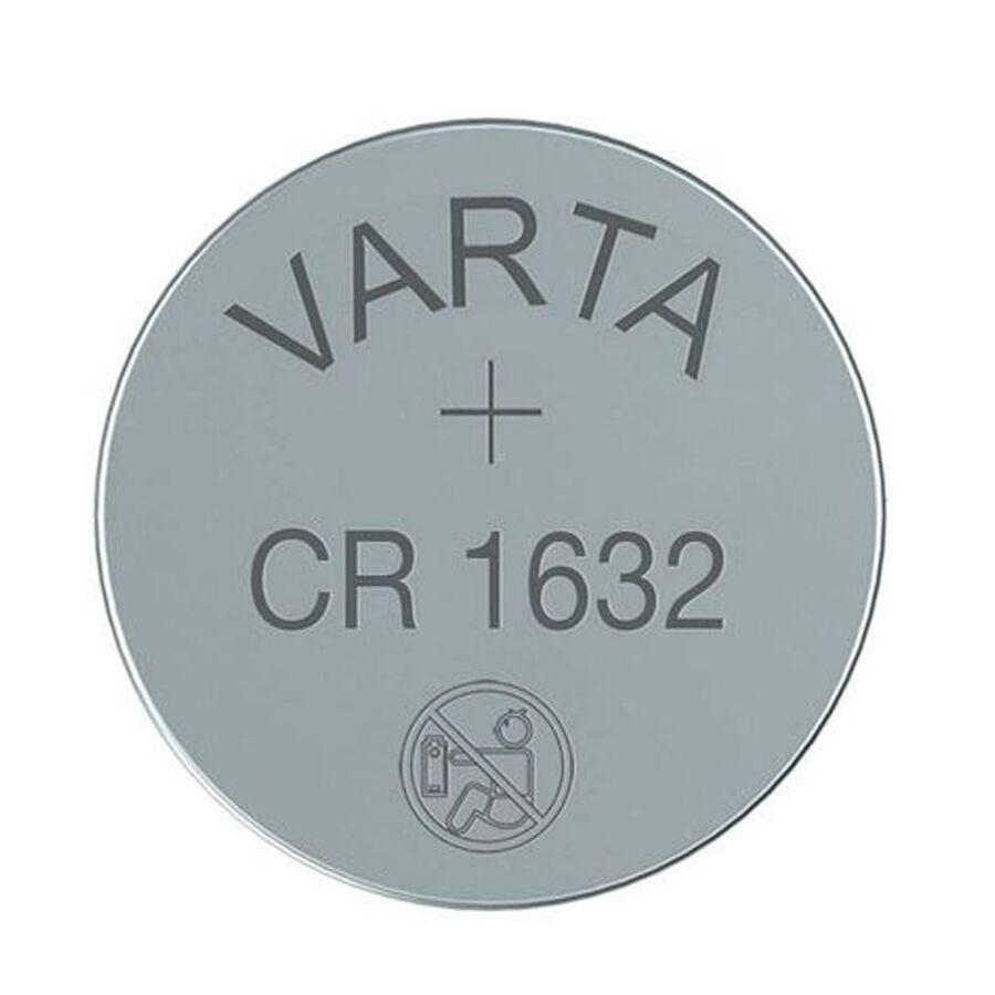 1'li Lityum Pil CR1632