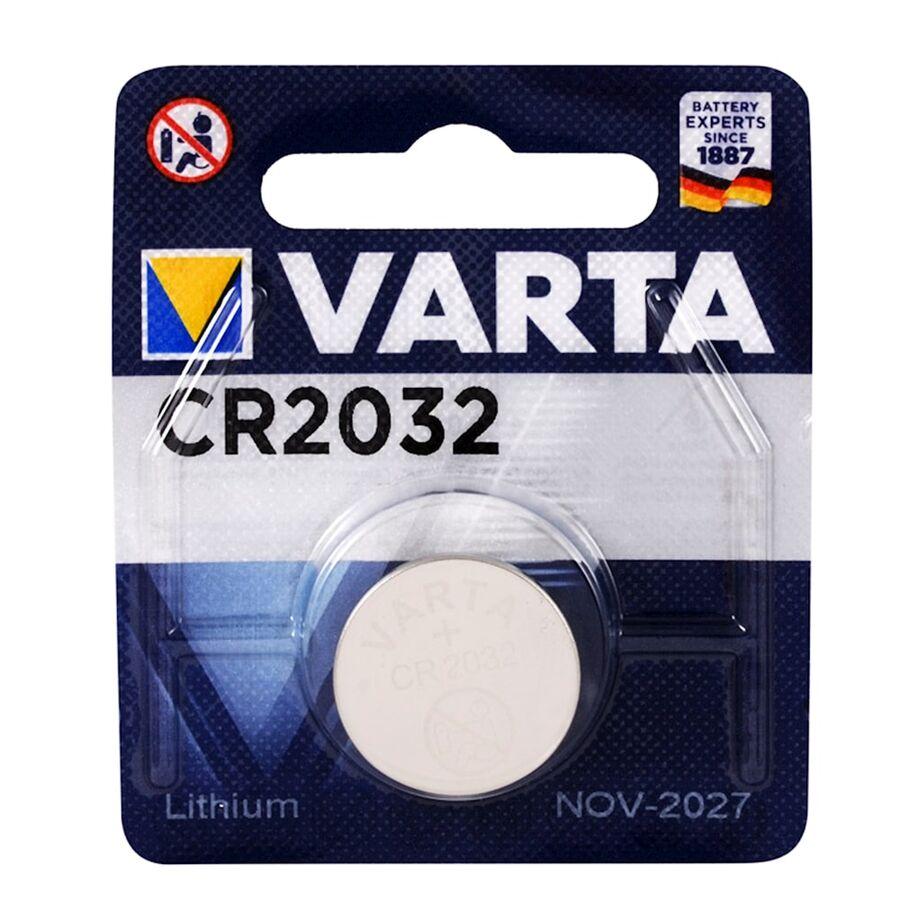 1'li Lityum Pil CR2032