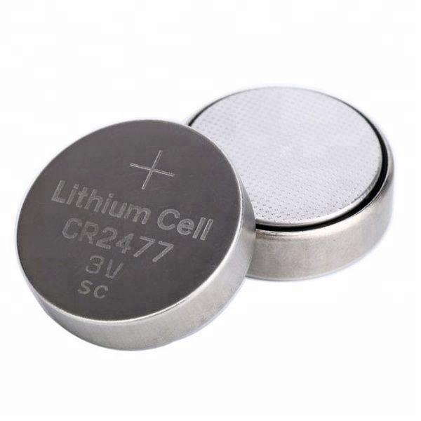CR2477 Lityum Pil