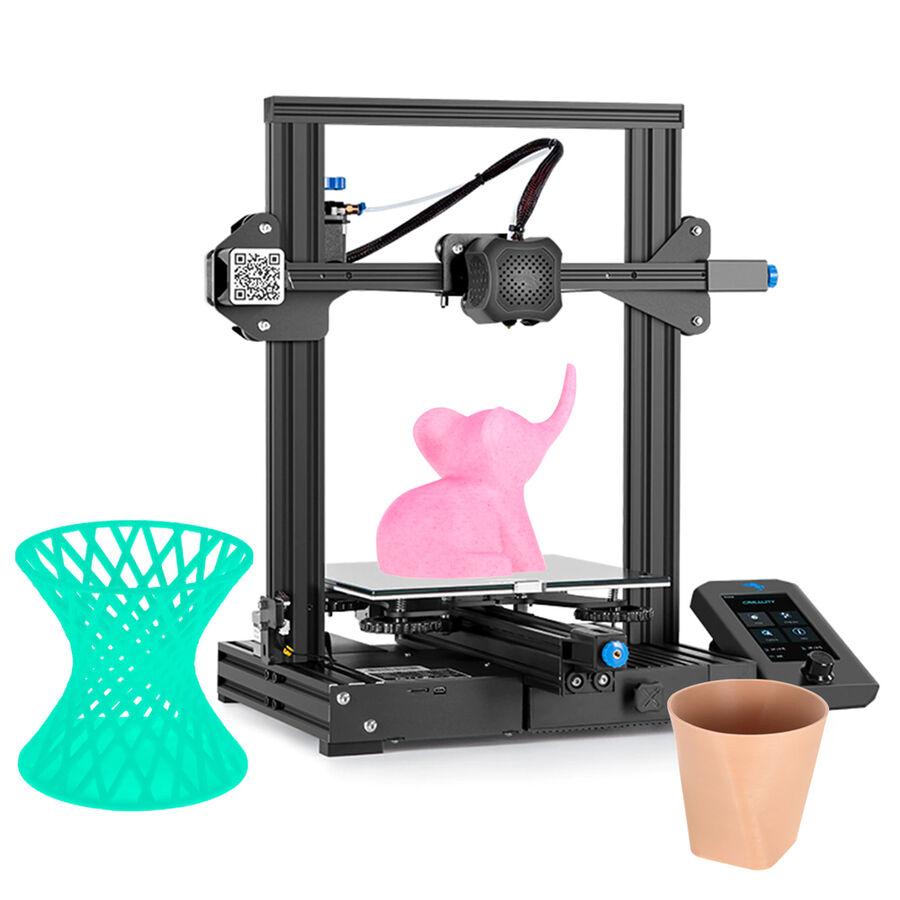 Creality Ender 3 V2 - 3D Yazıcı