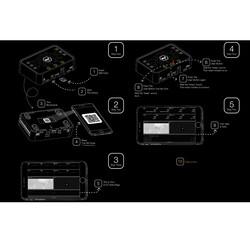 D-IoT 2560 Arduino Mega Tabanlı GSM/GPS Geliştirme Kartı - Thumbnail