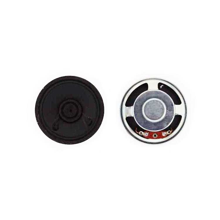 45R 0.5W 93DB 5 0X10.6mm Mini Hoparlör