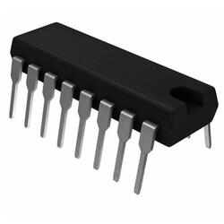 DAC0800 Dijital Analog Çevirici Entegresi Dip-16 - Thumbnail