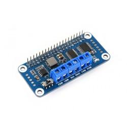 DC Motor Sürücü Kartı - Raspberry Pi - I2C - WaveShare - Thumbnail