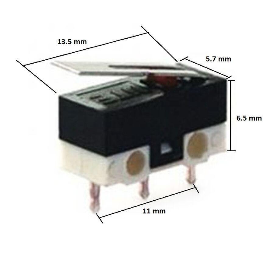 DC162 Micro Switch